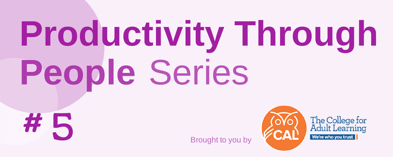 Productivity Through People Series: 3 Steps to Building Employee Engagement and Increasing Productivity