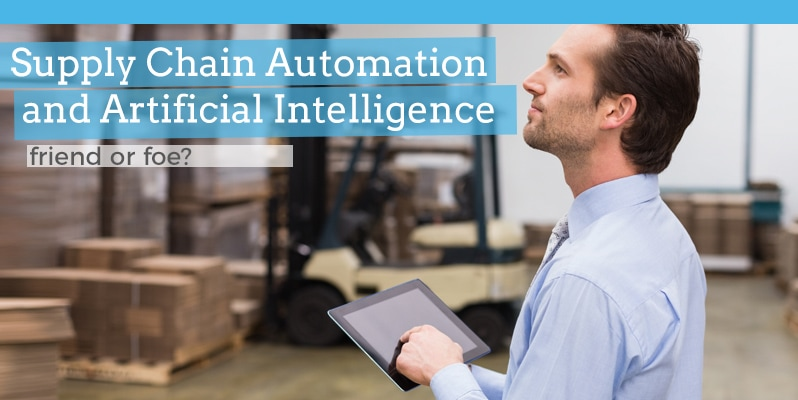 Using Artificial Intelligence in Supply Chain Automation and Logistics